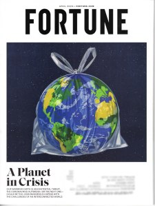 Fortune Earth Day 2020 cover